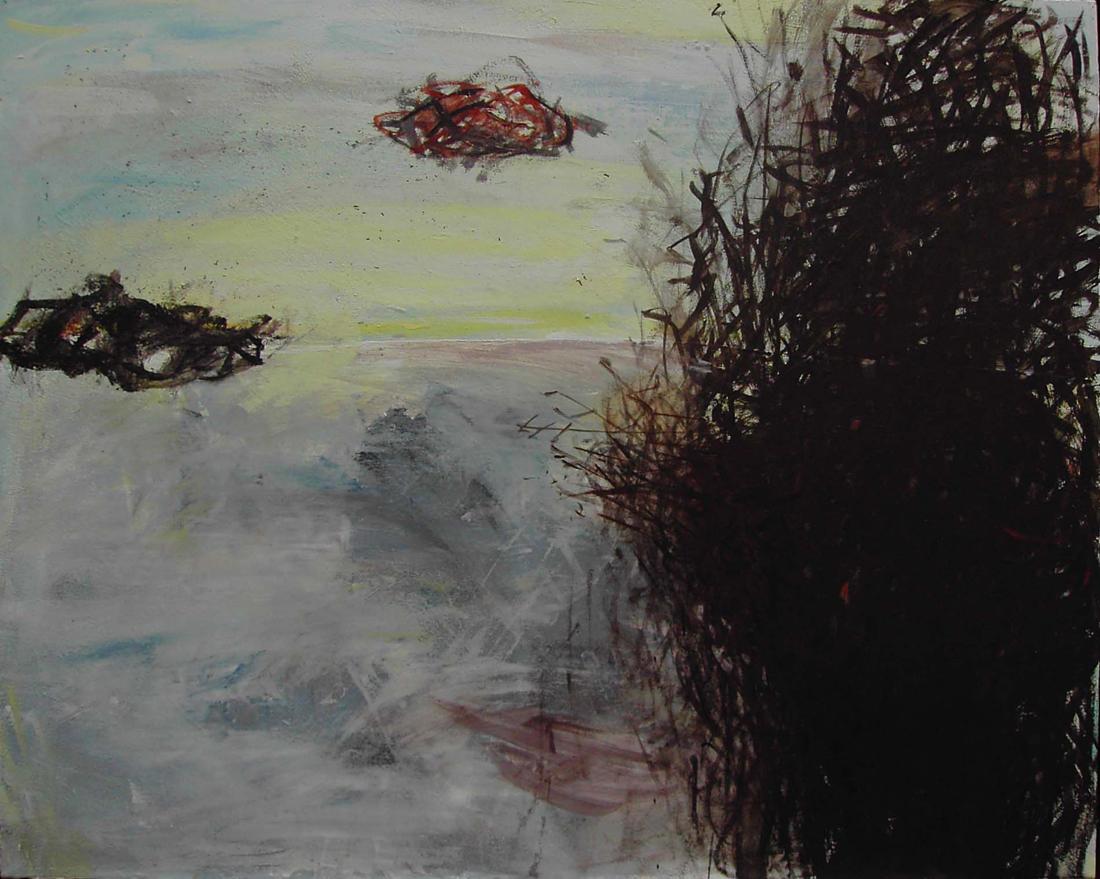o.T. (07-7), 80x100, 2007