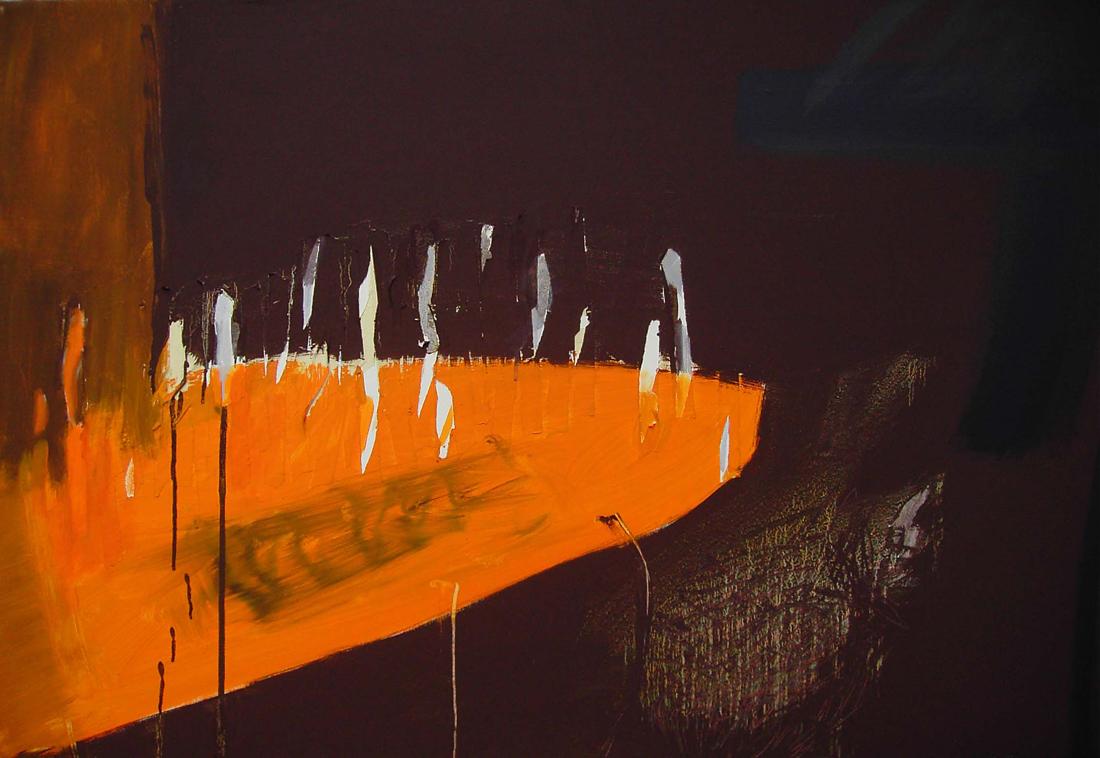 o.T. (07-5), 80x120, 2007