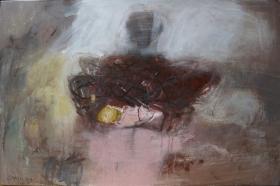 o.T. (Frau mit Baby), 80x120, 2011